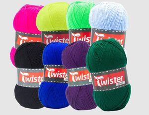 Strickgarn Twister Luxor