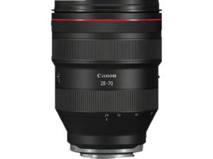 CANON RF28-70mm Systemkamera Objektive Schwarz