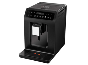 KRUPS EA8948 Evidence Plus One-Touch-Cappuccino Kaffeevollautomat in Schwarz-Metallic
