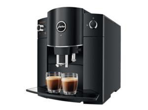 JURA D6 Kaffeevollautomat in Piano Black
