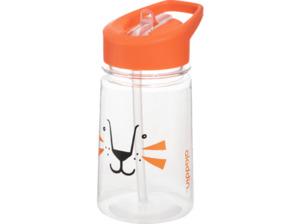 ALADDIN 34911 Zoo Kids Lion Trinkflasche in Orange