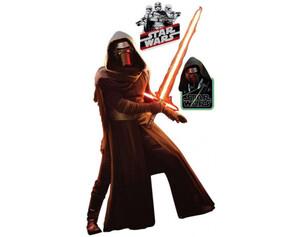 Wandsticker Star Wars Kylo Ren