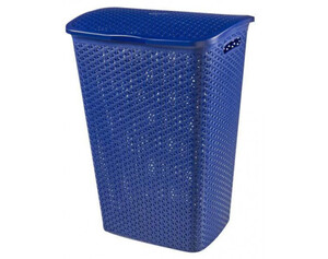 Curver Wäschebox 55l molokai blue