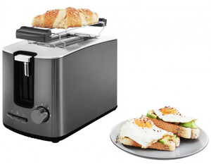 Sharp Toastautomat SA-CT2002A Dark-Inox