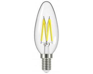 LED-Kerzenlampe E14 4 Watt Filament B35