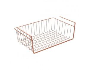 Metaltex Kanguro-Schrankkorb Copper