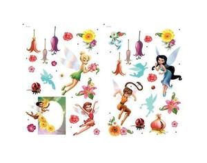 Wandsticker Disneys Fairies