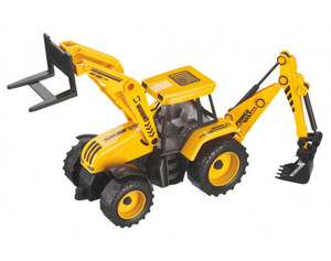 Bauwagen ca. 34x13,5cm