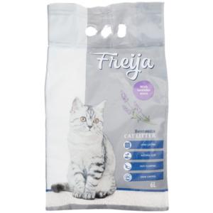 Freija Katzenstreu Lavendel