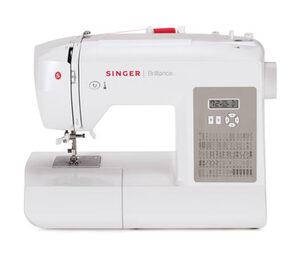Computer-Nähmaschine SINGER® Brilliance 6180