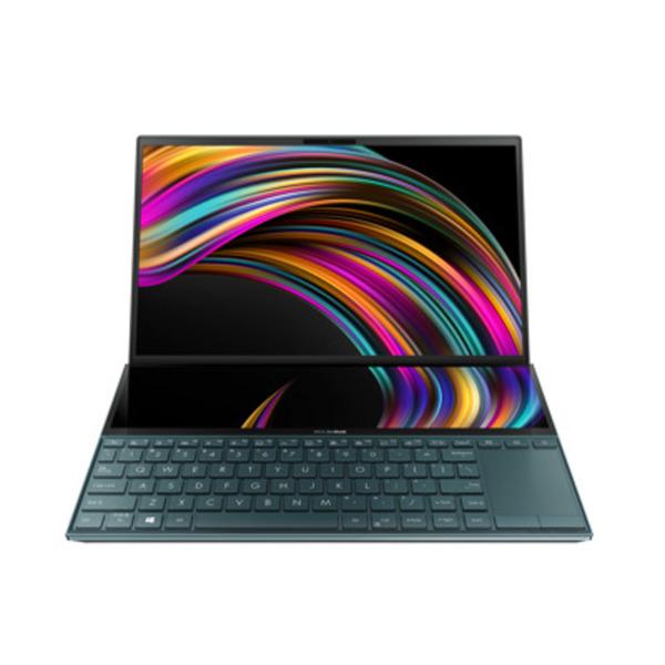 """Asus ZenBook Duo UX481FL-BM040T / 14"""" Full-HD / Intel i5-10210U / GeForce MX250 / 8GB RAM / 512GB SSD / Windows 10"""