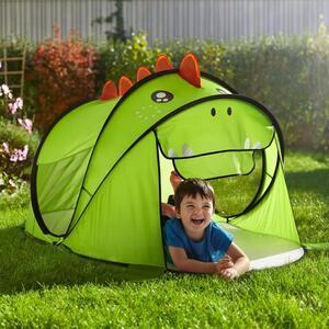 Zelt Dino in Grün