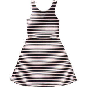 Garcia Ringelkleid, A-Linie, tailliert, Knotendetail, für Mädchen