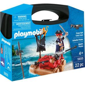 Playmobil® Pirates - Mitnehm-Piraten-Floß 5655