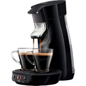 Philips Kaffeepad-Automat HD6561/68 Viva Café, schwarz