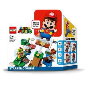LEGO Super Mario 71360 Abenteuer mit Mario Starterset