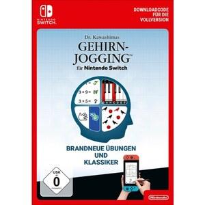 Nintendo Switch: Dr. Kawashimas Gehirn-Jogging (Digitaler Download)