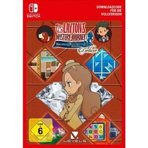 Nintendo Switch: Layton's Mystery Journey: Katrielle (Digitaler Download)