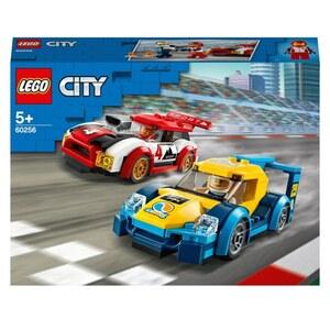 LEGO City 60256 Rennwagen-Duell