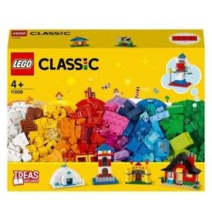 LEGO Classic 11008 Bausteine: Bunte Häuser