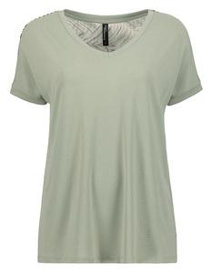Damen T-Shirt mit Rückenprint