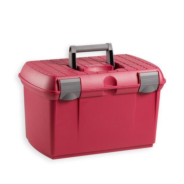 Putzkasten Putzbox GB 500 New himbeer/grau