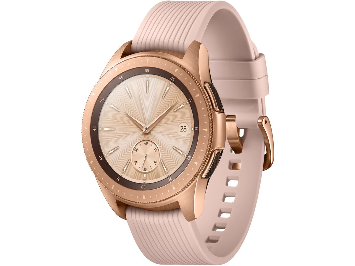 Bild 1 von SAMSUNG Smartwatch Samsung Galaxy Watch SM R815 LTE 42 mm