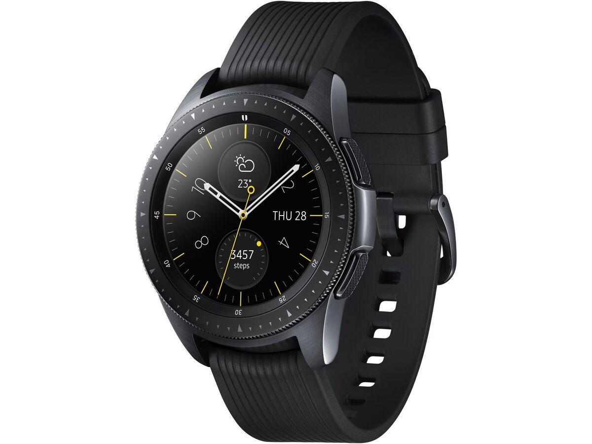 Bild 2 von SAMSUNG Smartwatch Samsung Galaxy Watch SM R815 LTE 42 mm