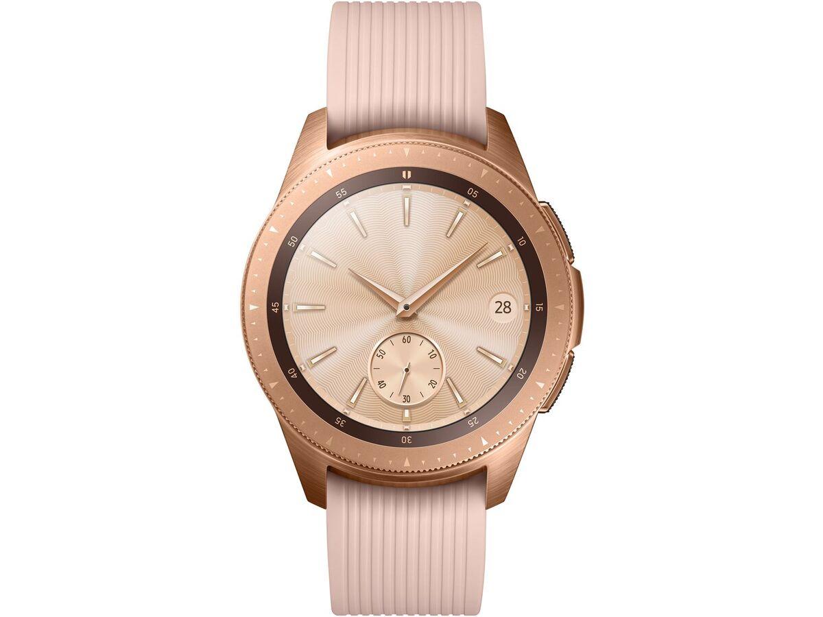 Bild 3 von SAMSUNG Smartwatch Samsung Galaxy Watch SM R815 LTE 42 mm
