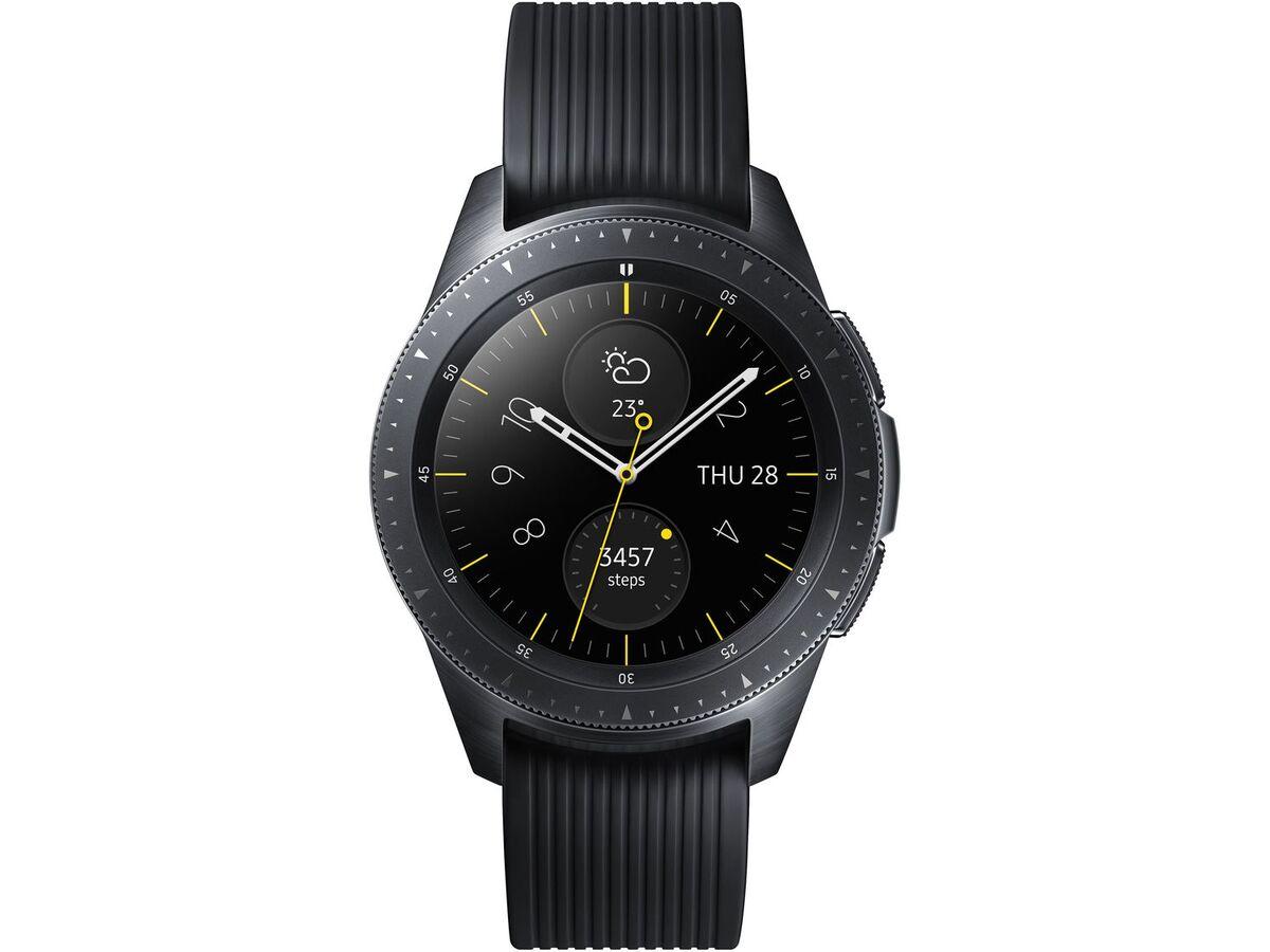 Bild 4 von SAMSUNG Smartwatch Samsung Galaxy Watch SM R815 LTE 42 mm