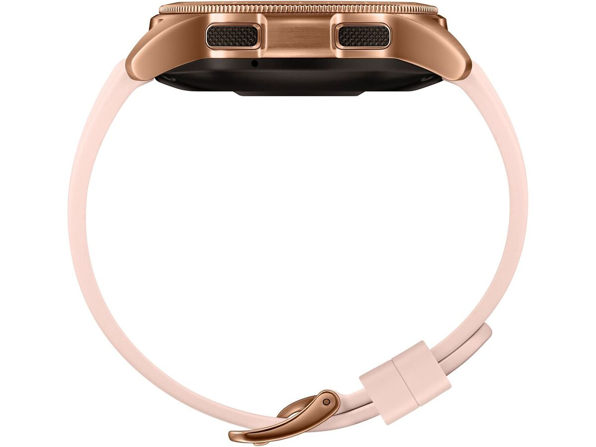 Bild 5 von SAMSUNG Smartwatch Samsung Galaxy Watch SM R815 LTE 42 mm