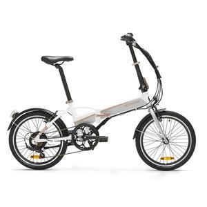 E-Bike Faltrad Klapprad 20 Zoll Tilt 500E weiß