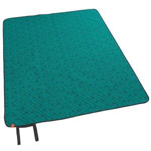 Picknickdecke 140×170cm grün