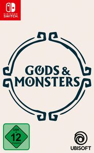 Gods & Monsters Nintendo Switch