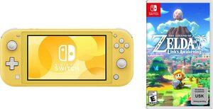 Nintendo Switch Lite, inkl. The Legend of Zelda: Link's Awakening