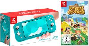 Nintendo Switch Lite, inkl. Animal Crossing
