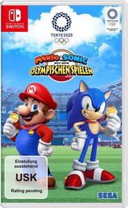 Mario & Sonic bei den Olympischen Spielen Nintendo Switch