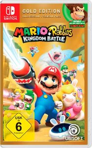 Mario & Rabbids Kingdom Battle Gold Edition Nintendo Switch