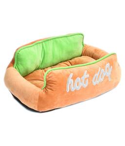 Dehner Kuschelbett Hot Dog
