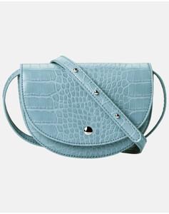 Hallhuber Two-in-One-Gürteltasche für Damen Gr. One Size in eisblau