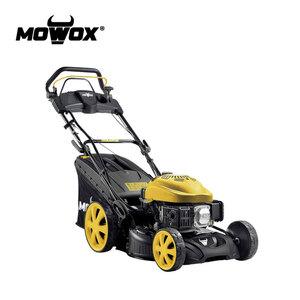 Benzinrasenmäher PM4645 SEHW 1,9 kW, Fangsackvolumen 60 Liter, kugelgelagerte Räder, für Rasenflächen bis ca. 1500 m², TÜV/GS