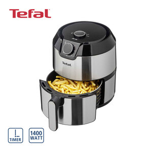Heißluft-Fritteuse Easy Fry Classic + · XL-Kapazität: 4,2 Liter = 1,2 kg · 8 voreingestellte Menüs