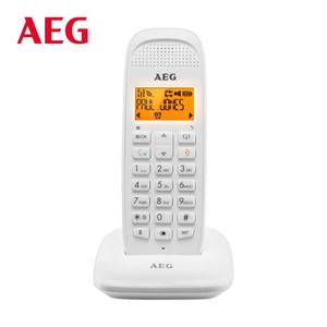 DECT-Telefon VOXTEL D81 • schnurlos • Telefonbuch für bis zu 50 Einträge • Eco-Modus, Standard-Akkus