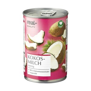 Kokosmilch jede 400-ml-Dose
