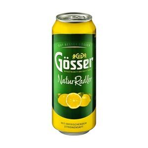 Gösser Naturradler oder Naturradler Alkoholfrei jede 0,5-Liter-Dose