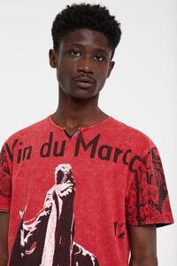 "T-Shirt ""Vin du Marroc"""