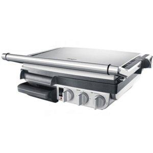 Sage Appliances SGR800 Kontaktgrill The BBQ Grill, 2400 W