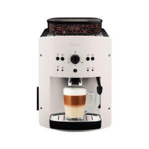 Krups EA 8105 Espresso-Kaffee-Vollautomat Weiß