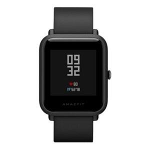 Amazfit BIP Smartwatch schwarz