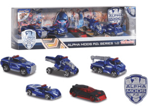 DICKIE TOYS Alpha Mods PD 5 Pieces Giftpack